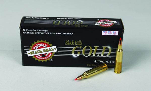 Купить Патроны для нарезного оружия Black Hills Ammunition, США