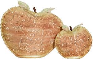 Вазы керамические Яблоко Адама