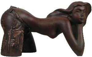 Статуэтка керамическая Тома
