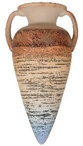 Купить Ваза керамическая Амфора Напольная