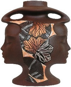 Статуэтка керамическая Близнецы