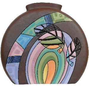 Ваза керамическая Рура