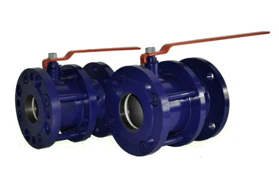 Buy Cranes are spherical flange full bore, not full bore from the producer