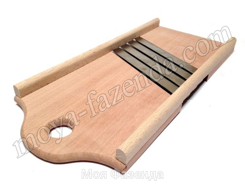 Ручная капусторезка деревянная (код X-2)