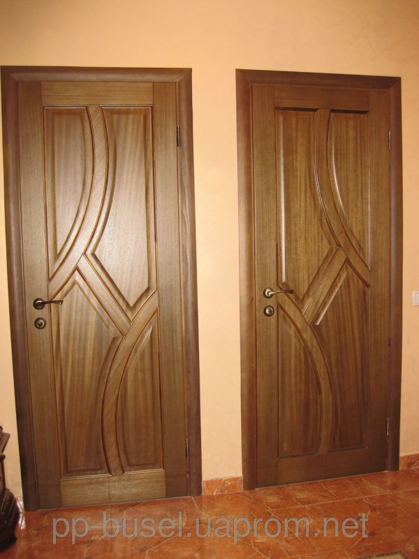 міжкімнатні деревяні двері купити в хмельницький