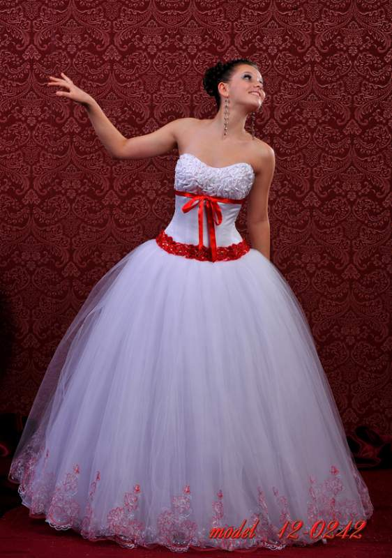 Я вот уже свадебное платье прикупила