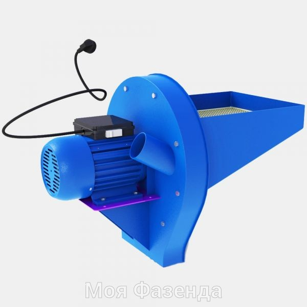 Молотковая дробилка для зерна и кукурузы ДТЗ КР-05 Украина (код D-3)
