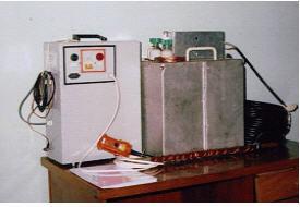 Оборудование для очистки каналов, отверстий и других внутренних поверхностей от нежелательных отложений
