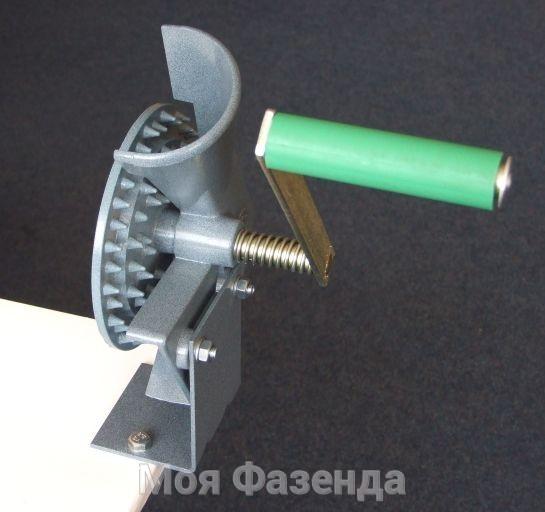 Молотилка для кукурузы бытовая (код S-2)