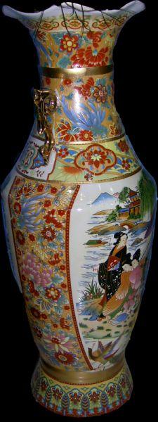 Китайская ваза 800314