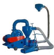 The PTZ-12 pneumoconveyor for firm grain