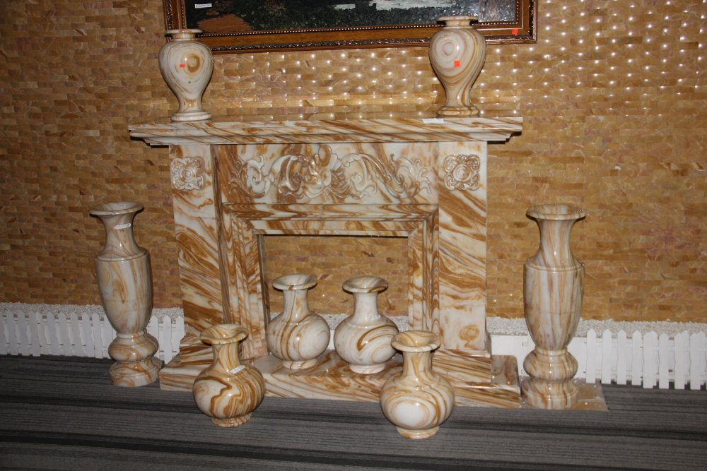Buy Fireplaces from marble