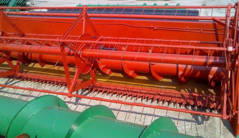 Жатки зерновые прямоточные на Дон 1500, СК 5 НИВА (5 и 6 метров)