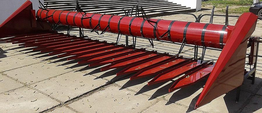 Купить Приставка для подсолнечника ПС(А) 7.3 м Нью Холланд,Кейс