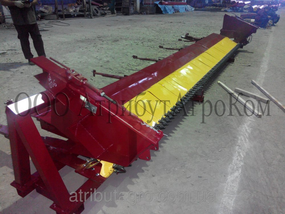 Buy Soy prefix (for harvesting soybeans) in the header С750, V750