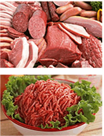 Buy Fibrillyarny protein for half-smoked and cooked smoked sausages