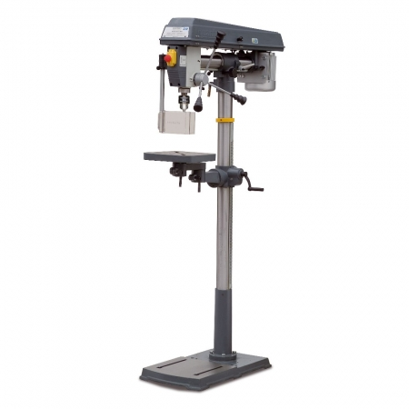 Купить Радиально-сверлильный станок OPTIdrill RB 8 S/230В (220В, 750 Вт, диаметр сверления сталь/дерево - 12/16 мм, вылет оси шпинделя 115-430 мм)