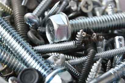 Buy Bolt of M6x16, M6x20, M6x25, M6x30, M6x35, M6x40, M6x45, M6x50. GOST 7798, GOST 7805. DIN. galvanized