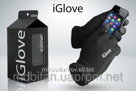 Купить Перчатки для сенсорных экранов iGlove - высокое качество 1020