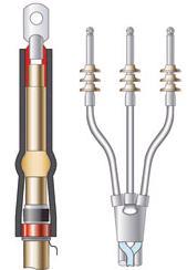 Муфты концевые кабельные типа ЕК