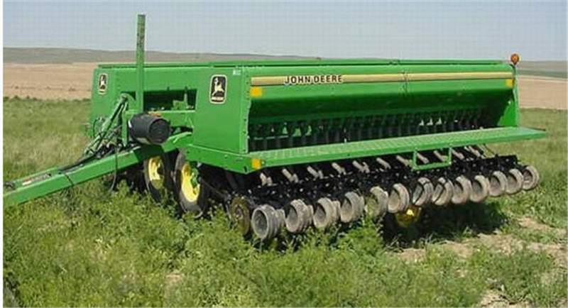 Купить Сеялка механическая зерновая Джон Дир