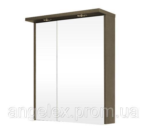 Купить Зеркальный шкафчик Мойдодыр Крокус - 60