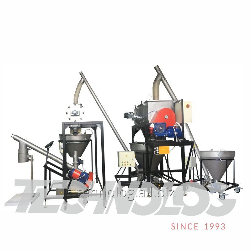Buy Equipment for mixing and packing of loose products