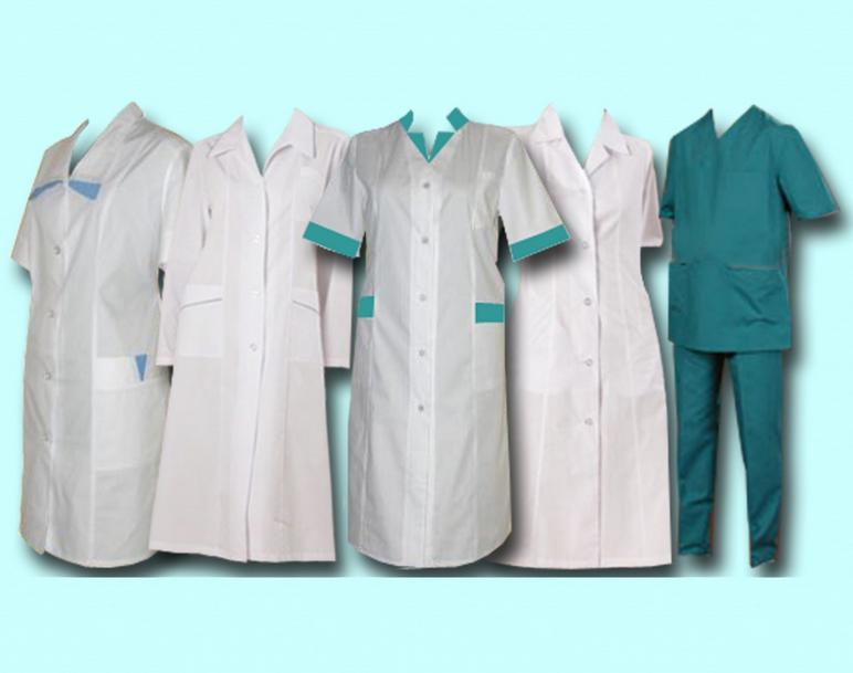 Купить Одежда медицинская, костюмы, халаты