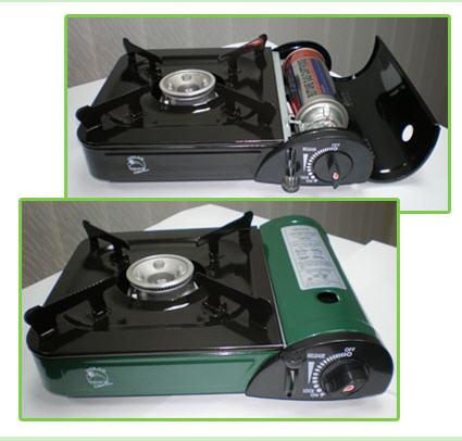 Купить Одноконфорочная портативная газовая печь BDZ 160.