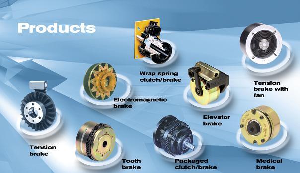 Buy Electromagnetic sleeves, WARNER brakes