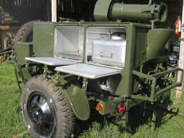 Comprar La cocina de campo КП-125, nuevo.