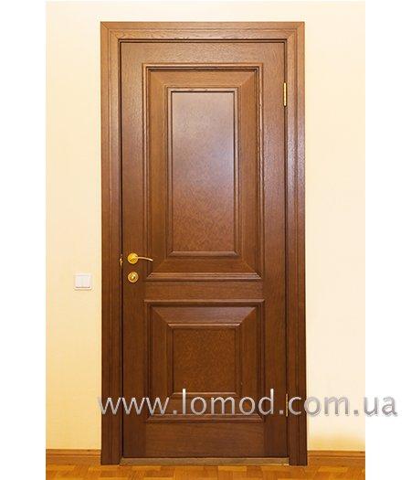 Дверь деревянная. Модель Наполеон.