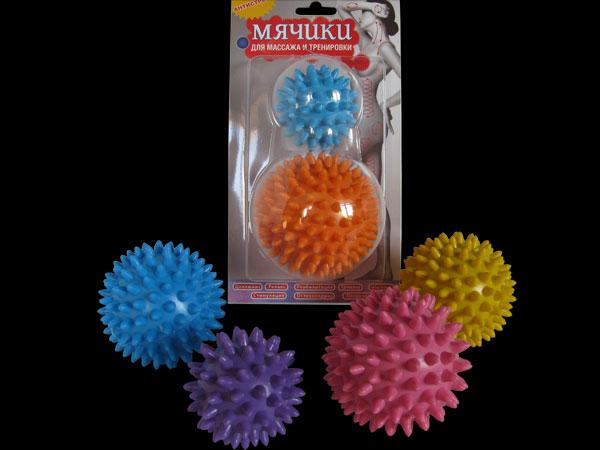 Мячики для массажа...