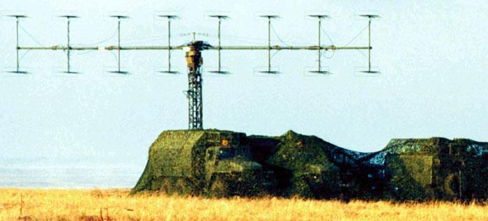 Прототип РЛС метрового диапазона на основе цифровой антенной решетки (ЦАР)