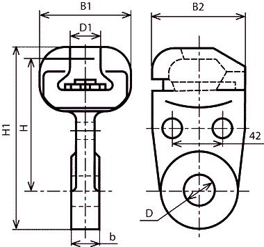 Ушки У1-40-28