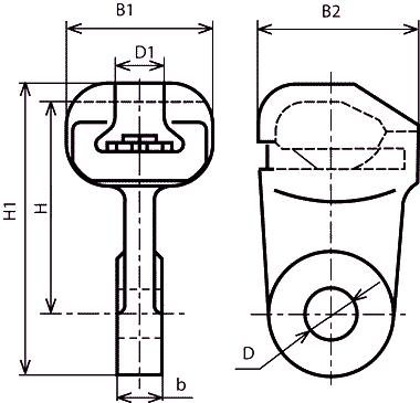 Ушки У1К-7-16