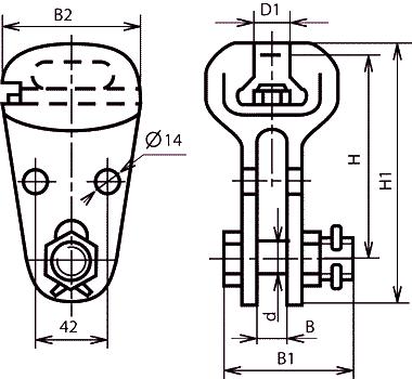 Ушки У2-21-20