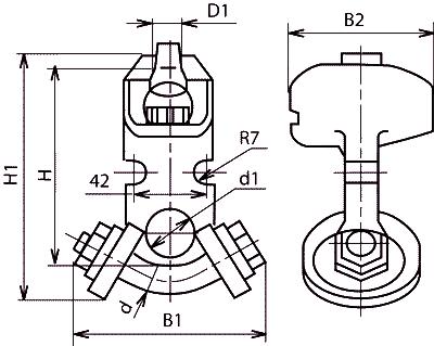 Ушки УС-12-16