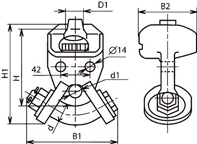 Ушки УС-30-24