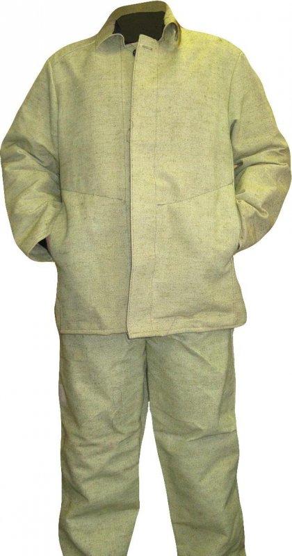 Купить Костюм сварщика, костюм брезентовый со спилком, специальная одежда