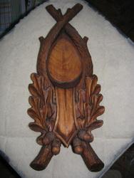 Купить Декоративные элементы из дерева