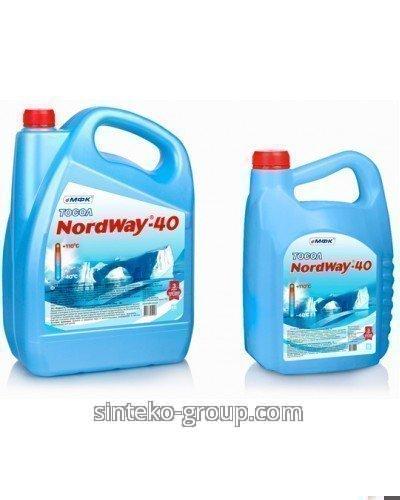 Купить Тосол NordWay-40 (-26°С) 4,5 кг
