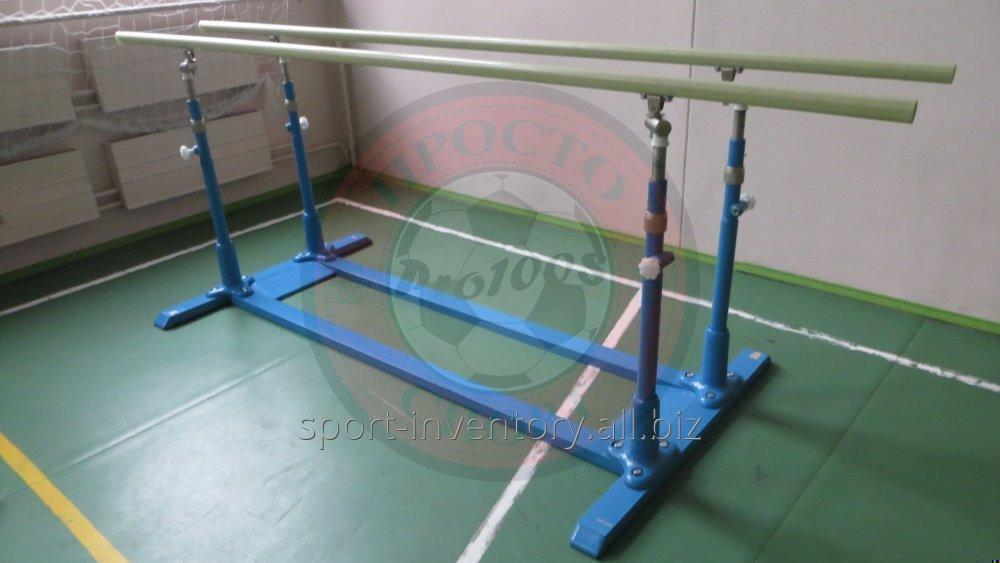 Gymnastic parallel bars
