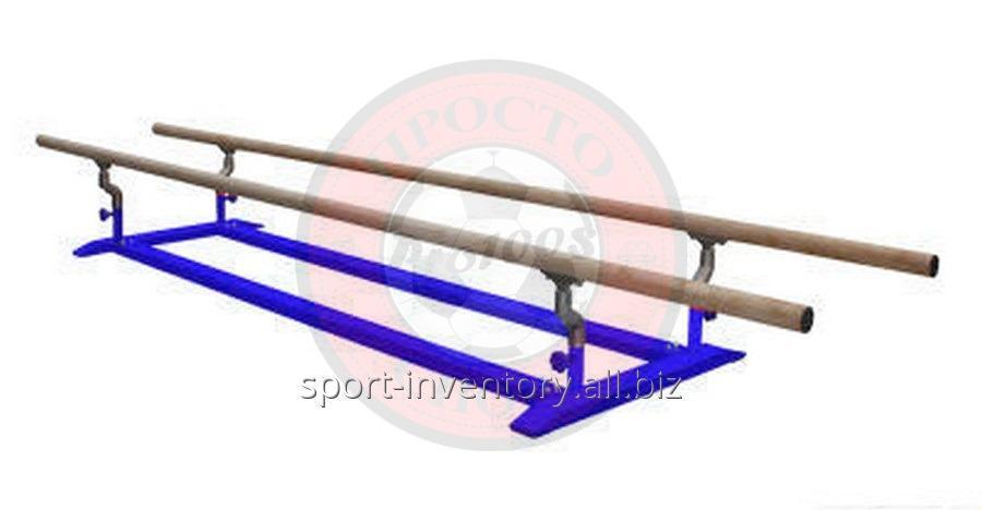 Bars gymnastic low