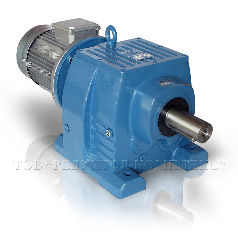 Cylindrical Reducer coaxial GS-Drive WR series