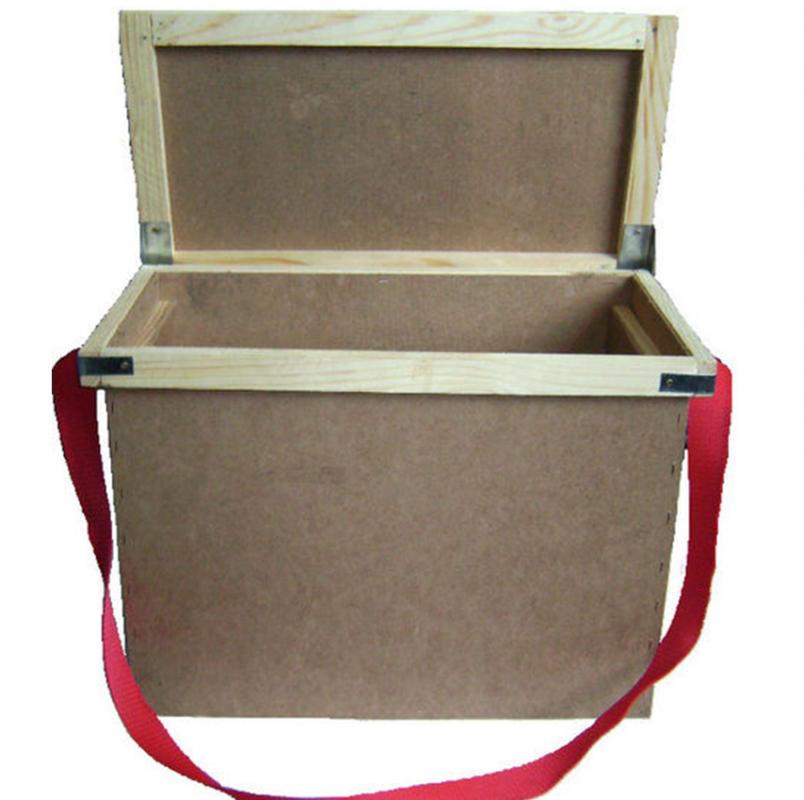 Переносной ящик пчеловода своими руками