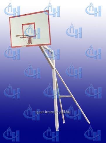 Стойка баскетбольная уличная трехопорная