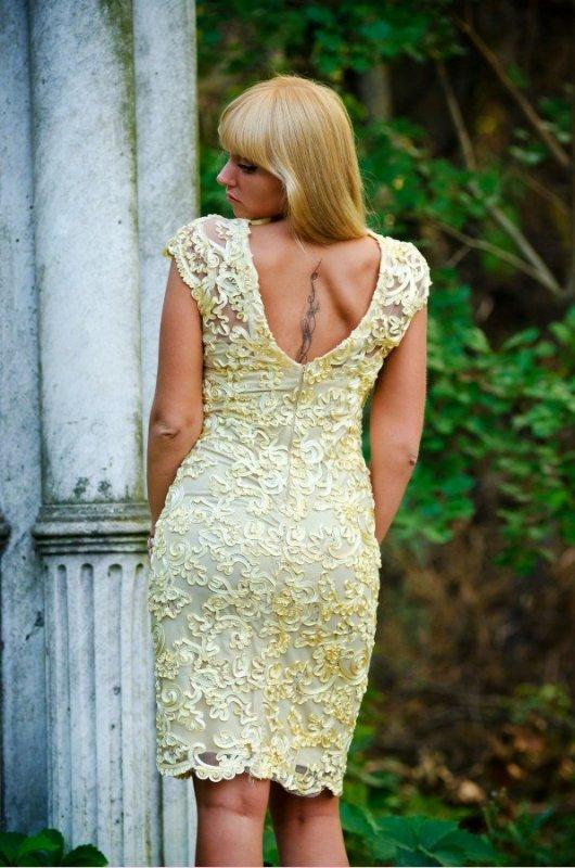Р0382 Випускне коктейльне плаття-футляр купити в Одеса 04252f33cb535