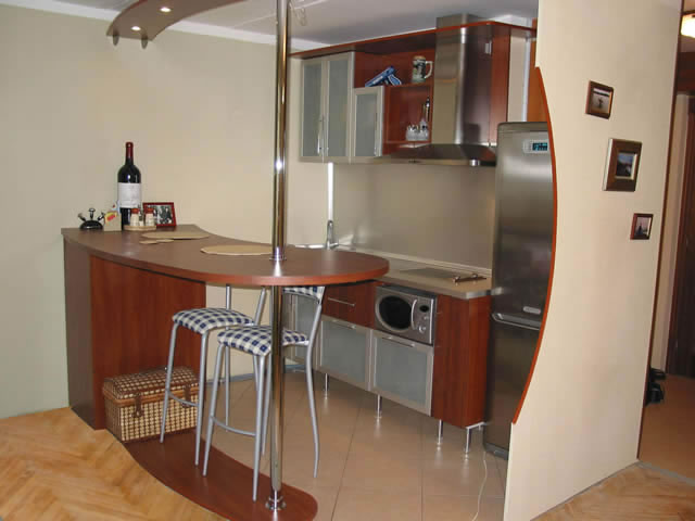 Барная стойка на кухни своими руками фото