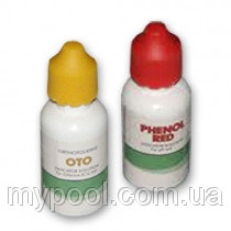 Запасные капли для тестера Cl и pH (Aqua Doktor, Китай)